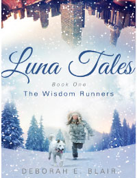 The Luna Tales Cover